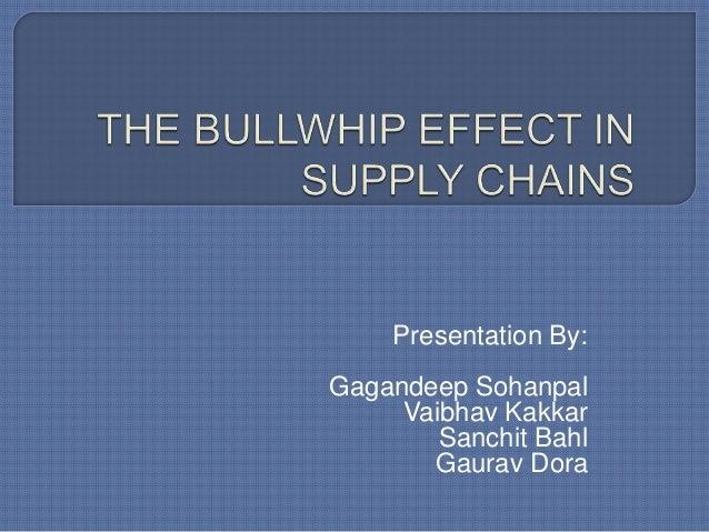 Presentation By: Gagandeep Sohanpal Vaibhav Kakkar Sanchit Bahl Gaurav Dora
