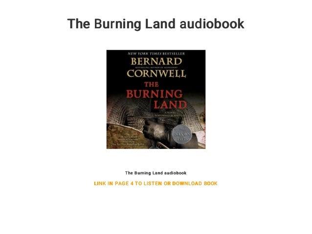 audio the burning book land
