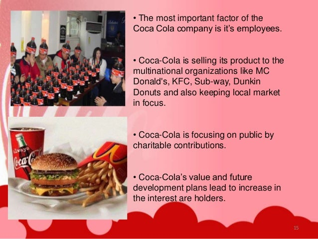 decentralization of coca cola Clearcoin makes buying and selling of media on the  we expect decentralization in the  he has worked with brands like pepsi and coca-cola on their digital.