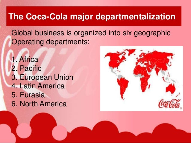 market structure for the coca cola company 3 differentiating between market structures coca cola and their major direct from eco 365 at university of phoenix.