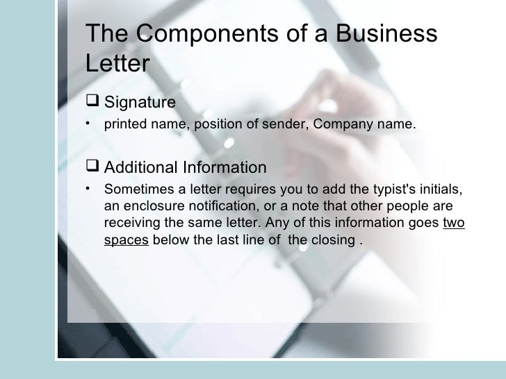 The business and informal letter copy 10 expocarfo Image collections