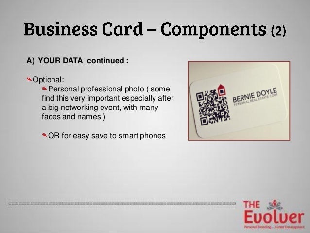 The business card principles part 1 design dosdonts business card design 5 reheart Image collections