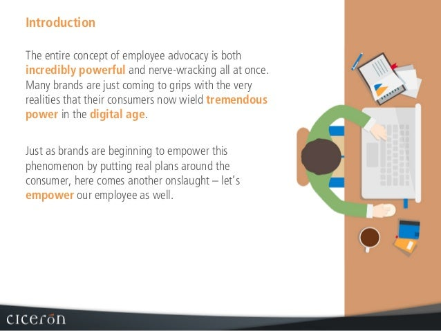 The Business Case for Employee Advocacy Slide 3