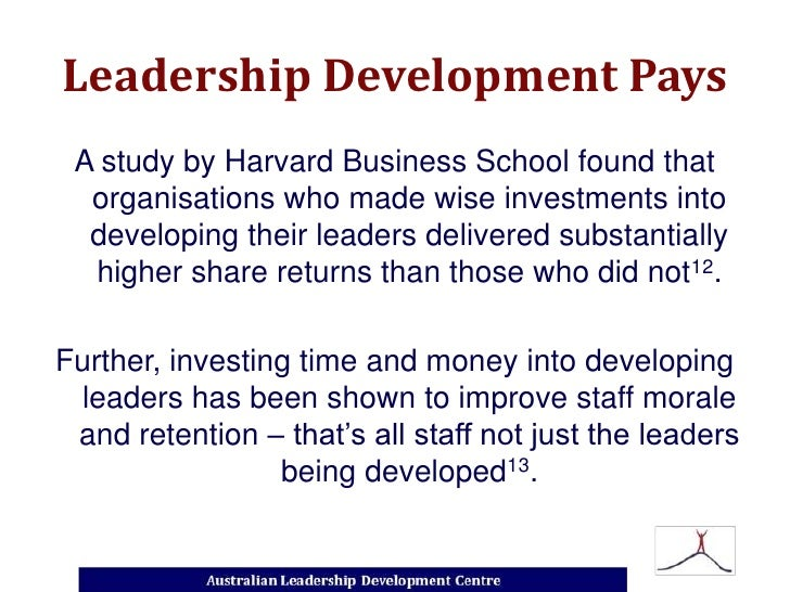 leadership development case study A case study narrative is developed the narrative is a highly readable story that integrates and summarizes key information around the focus of the case study the narrative should be complete to the extent that it is the eyes and ears for an outside reader to understand what happened regarding the case.