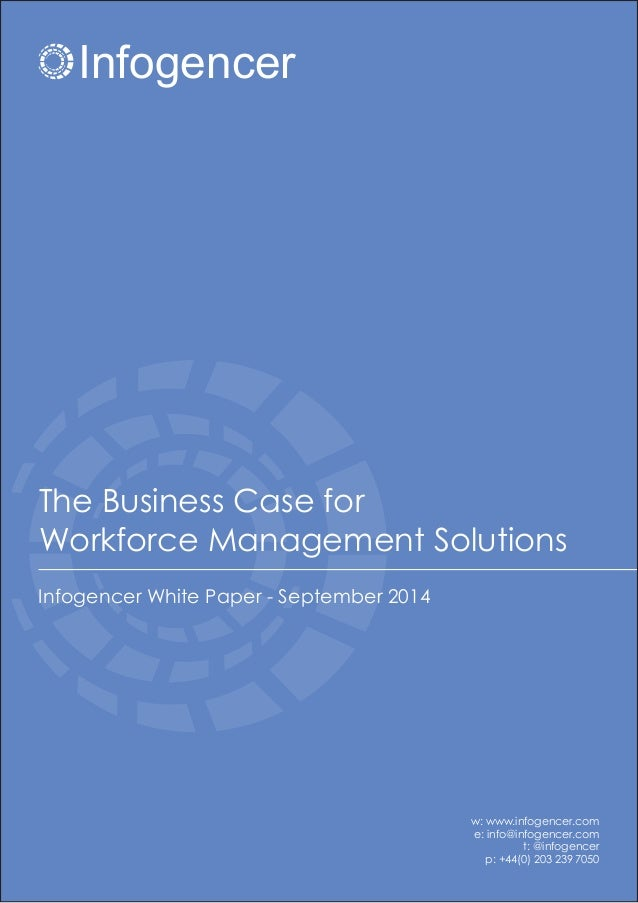 How to manage a global workforce