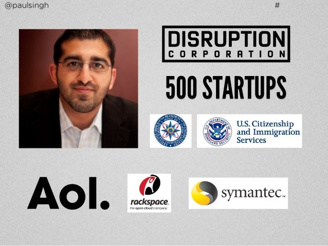 The Business of (Tech) Startups - TiETueDC - Oct 2014 Slide 2