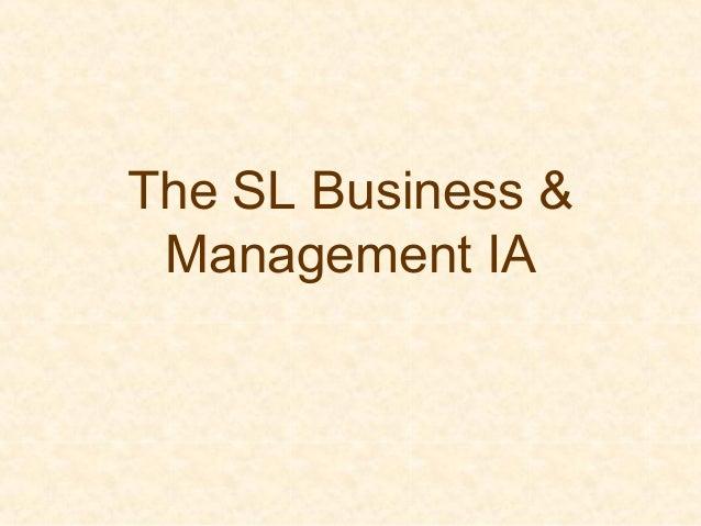 Sample business hl ia lift ib.