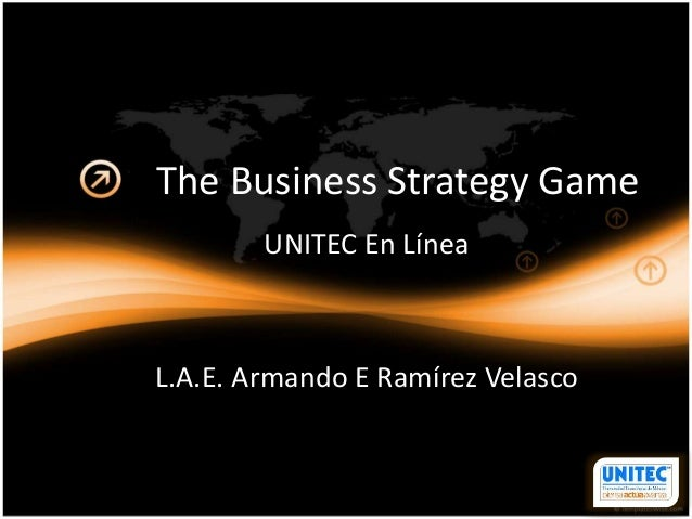 the business strategy game a reflection This is important in your online business strategy, may i add that if you want to be more focus on the most important activities of your business,.