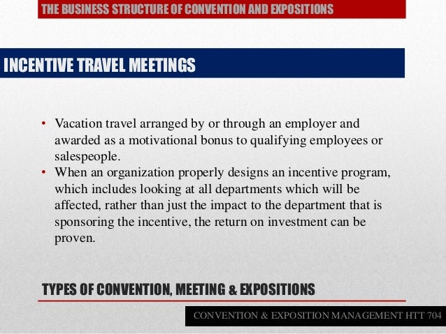 • Vacation travel arranged by or through an employer and awarded as a motivational bonus to qualifying employees or salesp...
