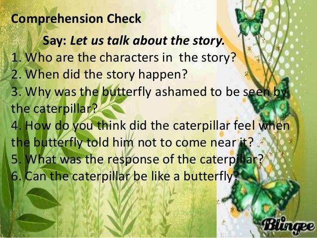 Stories for Caterpillars and Butterflies