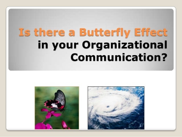 the effect of communication on organisational