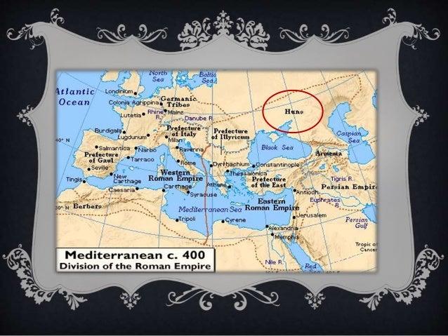 The Byzantine and the Carolingian empires