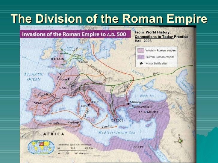 The Byzantine Empire - Ancient rome map byzantium