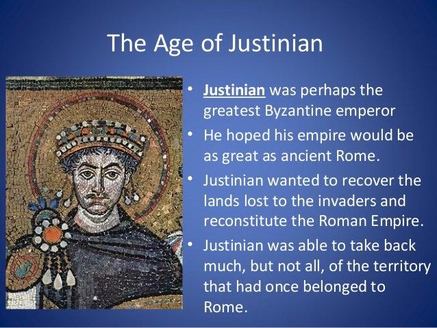 Justinian's Empire