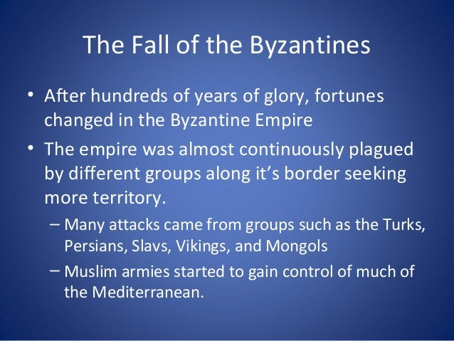 The Crusades • In 1095, the Byzantine emperor Alexius I appealed to the Pope for help defeating the Muslim invaders. • See...