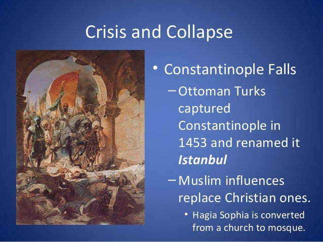 Why should we remember the Byzantines?