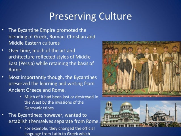 roman influence on byzantine empire and Research guide for byzantine art and archaeology originating within the boundaries of the so-called byzantine empire islamic influence of byzantine art.