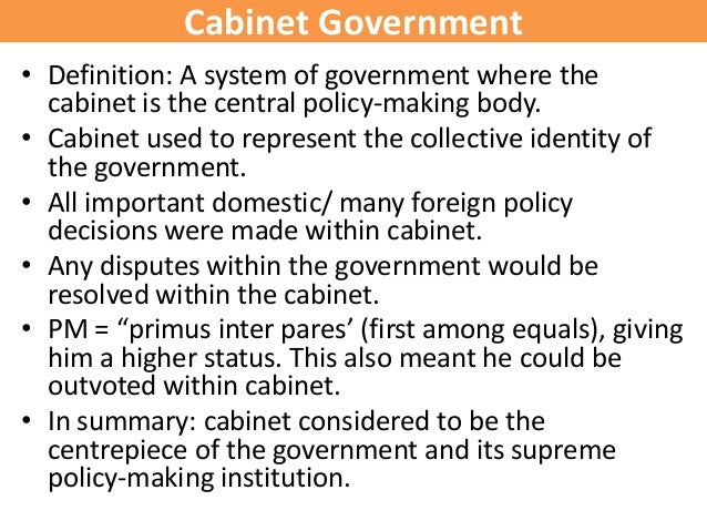 cabinet government definition definition of cabinet in government the cabinet 12878