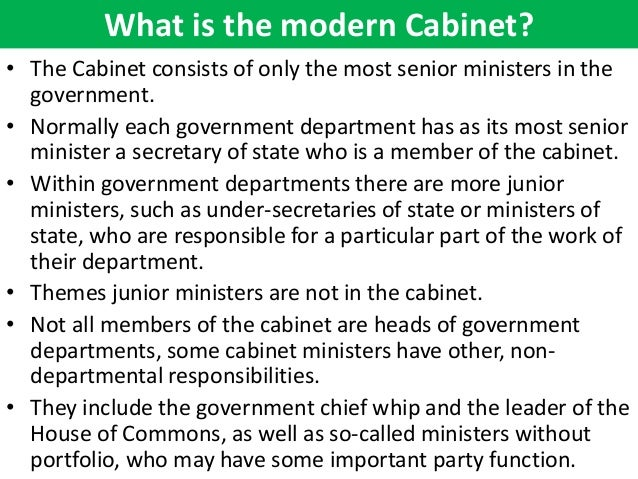 The cabinet definition politics - Define executive office of the president ...