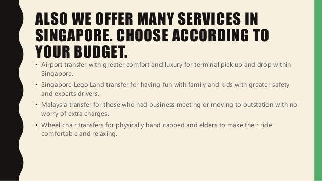 Book A ride In Singapore | Maxi cab services