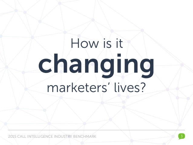 The Call Intelligence Effect on Marketing Slide 3