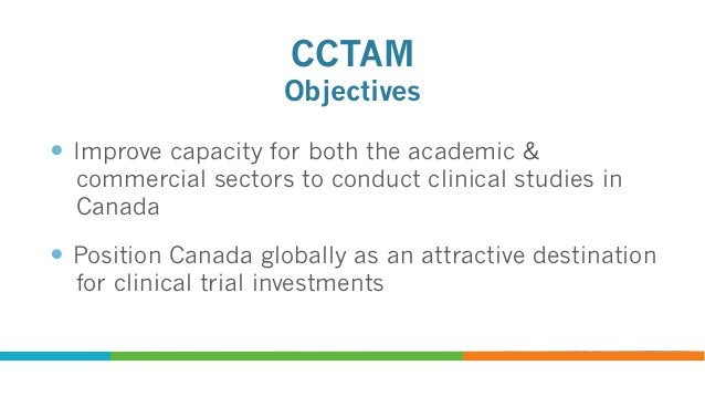 CCTAM: Design Principles • Consider from view of both end user's & the sites • Ensure it meets evolving stakeholder requ...