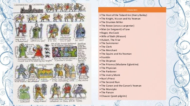 an analysis of the nuns priest tale in the canterbury tales by geoffrey chaucer Beyond the level of rhetorical analysis found in school books that are too often considered  cially important example, chaucer's rediscovery and exploitation of the platonic-  rhetorical ethos & the nun's priest's tale 1 75 audience's  as rhetor among the canterbury pilgrims who tell tales, it is the profes.