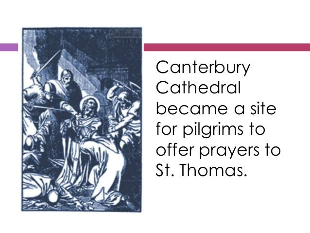 medieval society in the canterbury tales The canterbury tales (middle english: pilgrimage was a very prominent feature of medieval society the ultimate pilgrimage destination was jerusalem.