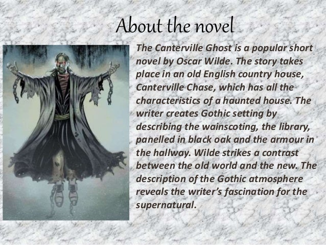the canterville ghost setting
