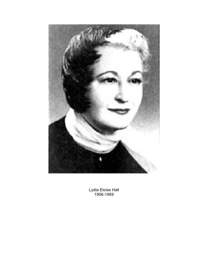 Lydia E. Hall
