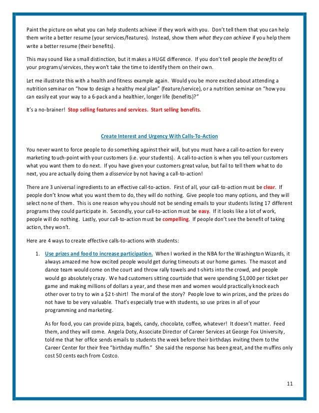 the career center marketing blueprint by pete leibman 2