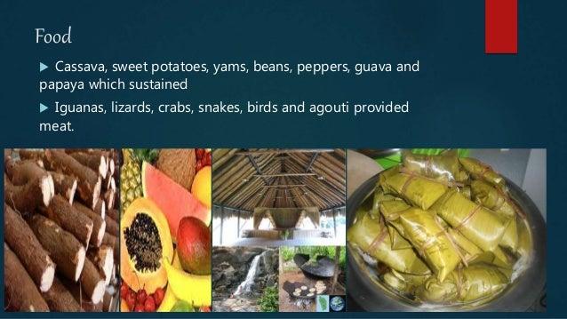 Carib Indian Foods