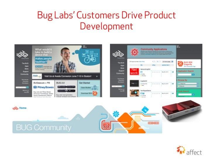 Bug Labs' Customers Drive Product           Development