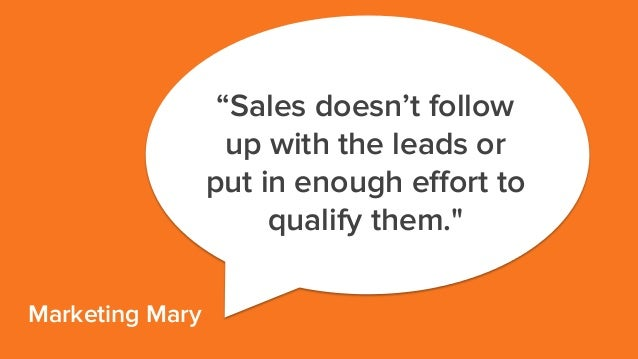 The Case for Enterprise Sales and Marketing Alignment Slide 3