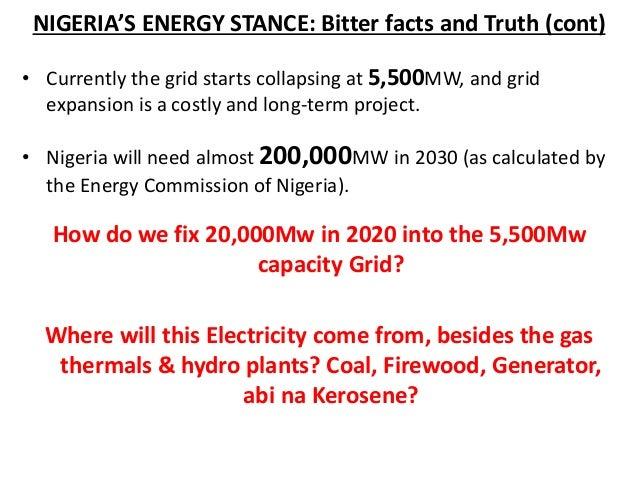 energy crisis in nigeria case for More icrtop resources on nigeria icrtop blog: electoral violence in nigeria is not inevitable icrtop blog: crisis in nigeria: a case for rtop's second pillar.