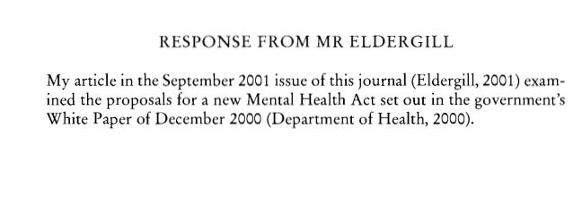The case for specialist mental health commissions