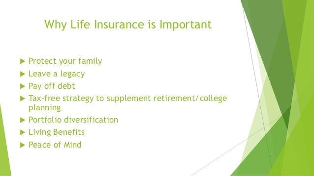 The Life Insurance Advantage