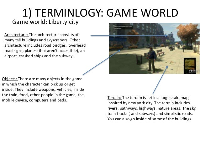 The case study GTA IV