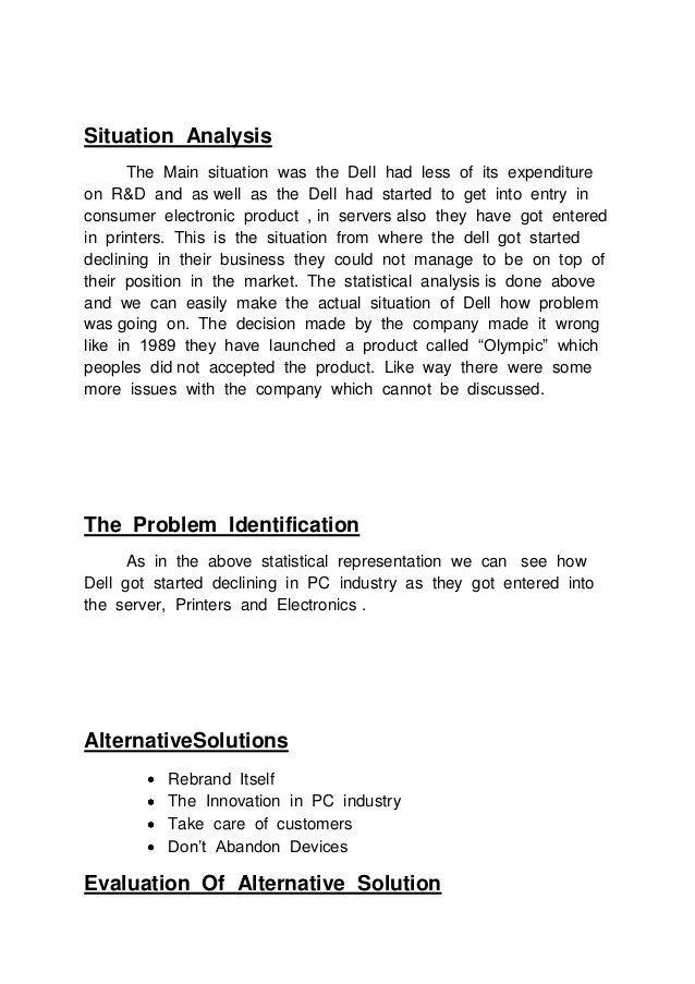 michael dell leadership case study Free essay: michael dell – leadership case study case study please note: this case study was compiled from published sources, and is intended for use as a.