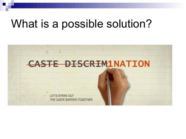 caste deutsch