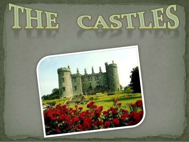 CastleS are big, strong buildings. People built castles in the past to protect everyone inside the castle from attack. Man...