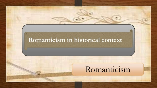 a comparison of romanticism and the enlightenment era Let us write or edit the essay on your topic the renaissance, enlightenment, and romanticism period with a personal 20% discount.