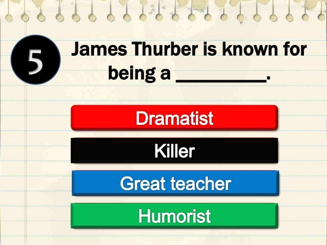 a precise and logical man in the catbird seat by james thurber