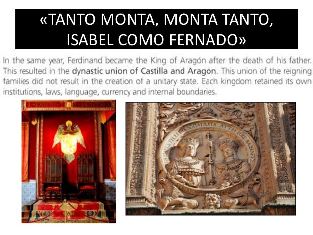 the catholic monarchs: isabel and fernando essay Catholic monarchs, also called catholic kings, or catholic majesties, spanish reyes católicos, ferdinand ii of aragon and isabella i of castile, whose marriage (1469) led to the unification of spain, of which they were the first monarchs.
