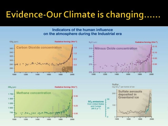 the effects of climate change essay