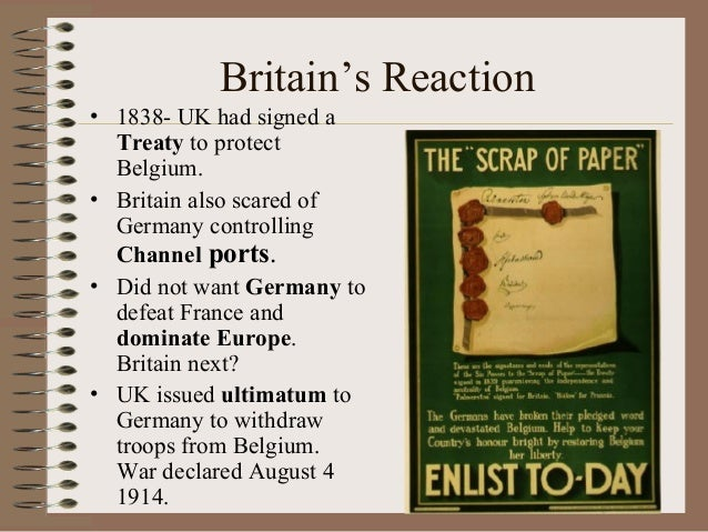 why did britain and france accept However, they certainly desired to pacify britain in the same way they did france  invade establish a puppet government purges would be.