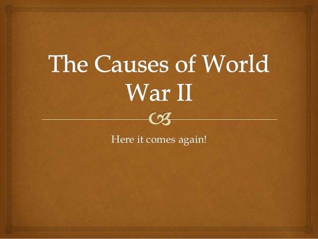 Ww2 dbq the road to war