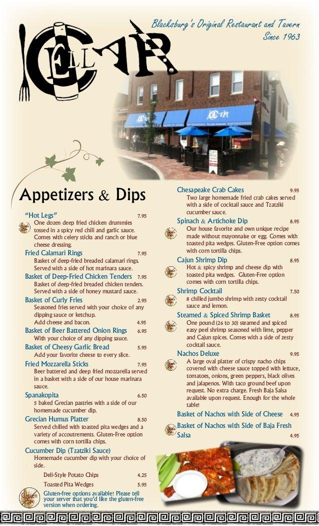 Blacksburg's Original Restaurant and Tavern                                                                               ...