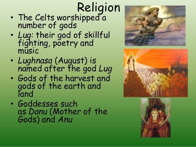 Httpsimageslidesharecdncomthecelts - Celtic religion