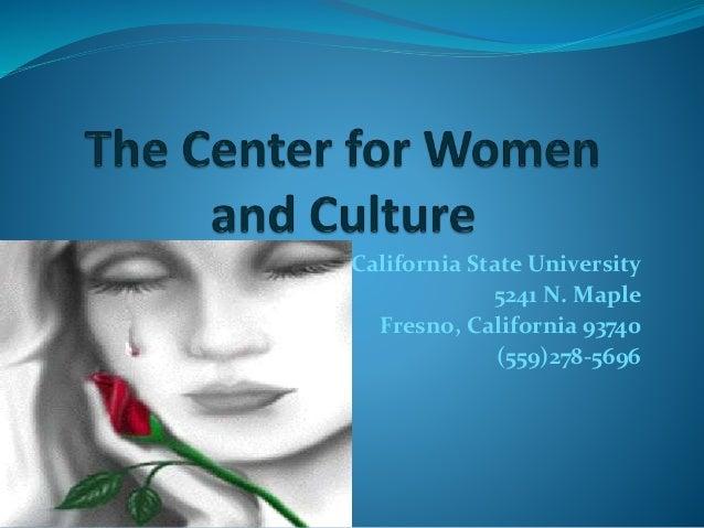 California State University 5241 N. Maple Fresno, California 93740 (559)278-5696
